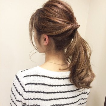 perfect for a busy morning easy summary hair arrangement collection 7848e24018e6c31d271414598bc0fe5d574f9465 - 忙しい朝にぴったり!簡単まとめ髪アレンジ集
