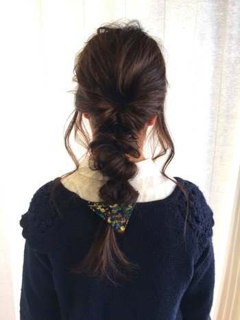 perfect for a busy morning easy summary hair arrangement collection 7bbf5c200cfe7700e58e07819a9c8f8c12d9786c - 忙しい朝にぴったり!簡単まとめ髪アレンジ集