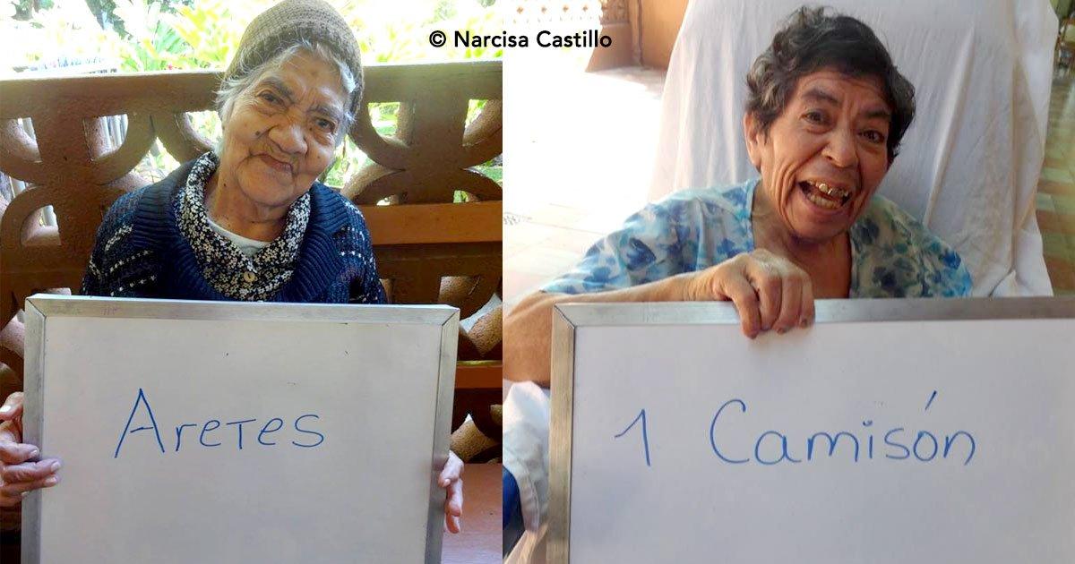 portada 22 - Una campaña en un asilo de ancianos logra conmover a muchos con sus deseos de navidad