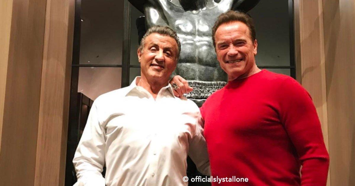 """portada 52.jpg?resize=1200,630 - """"Rambo"""" y """"Terminator"""" se juntaron para Navidad"""