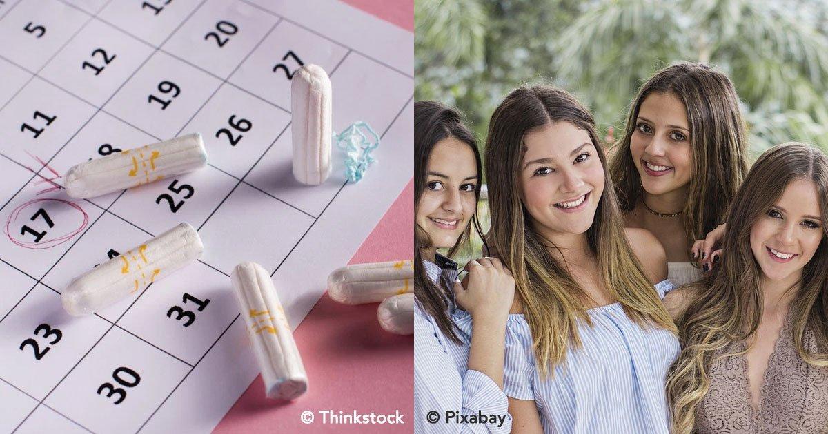 portada 55 - ¿Por qué los ciclos menstruales se sincronizan si las mujeres pasan mucho tiempo juntas?