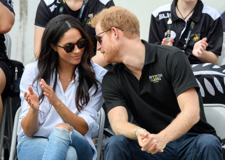 prince harry and meghan markle 2 pri 570221711 - Seven Fascinating Facts About Prince Harry And His Fiancé Meghan Markle