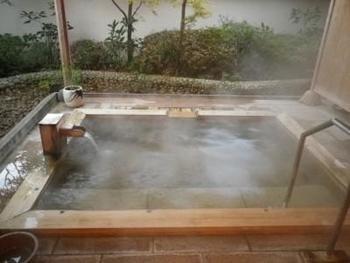 日替わり温泉