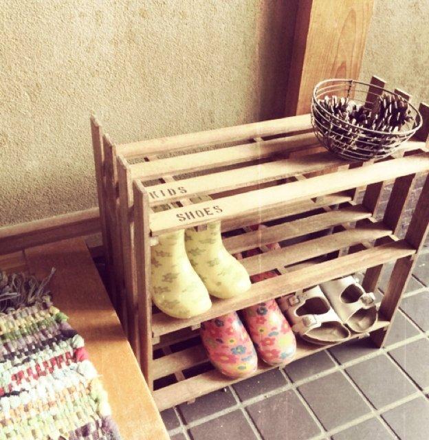すのこdiy 靴収納에 대한 이미지 검색결과