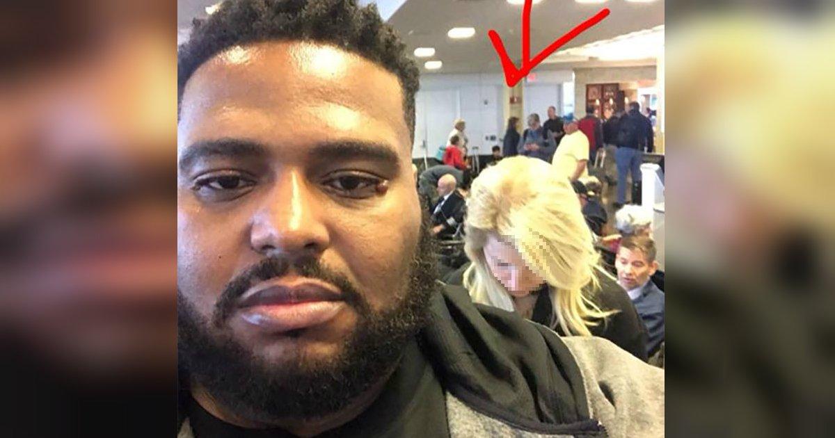 resposta - Rapaz negro dá uma brilhante resposta à mulher branca racista que não acreditou que ele fosse voar de primeira classe