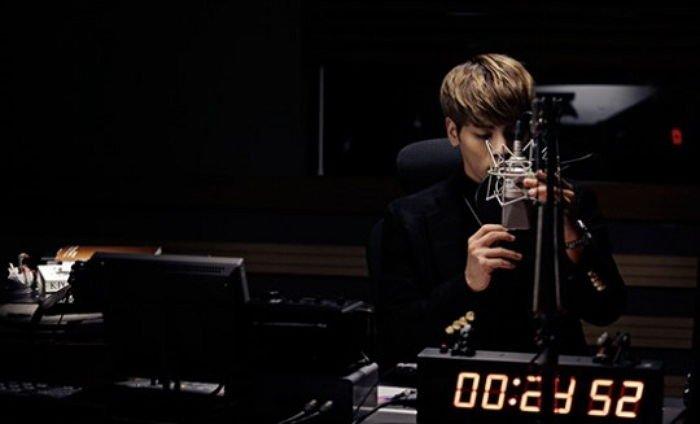 MBC FM4U '푸른밤 종현입니다'