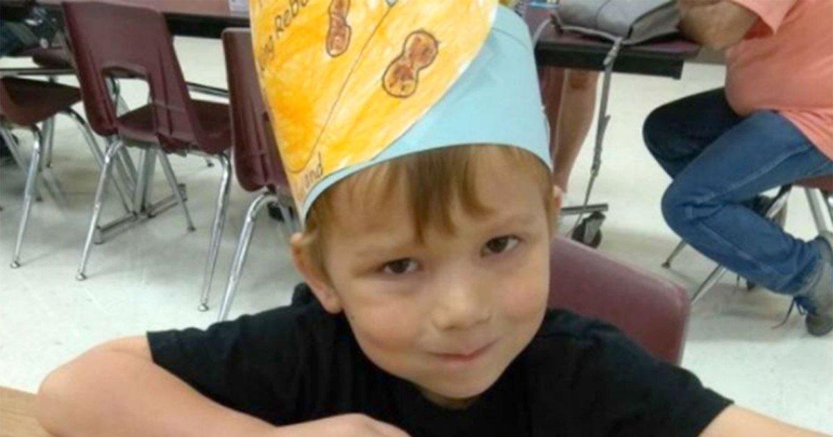 rylan.jpg?resize=1200,630 - Ce petit Texan qui a perdu sa famille dans une fusillade a un souhait pour Noël…