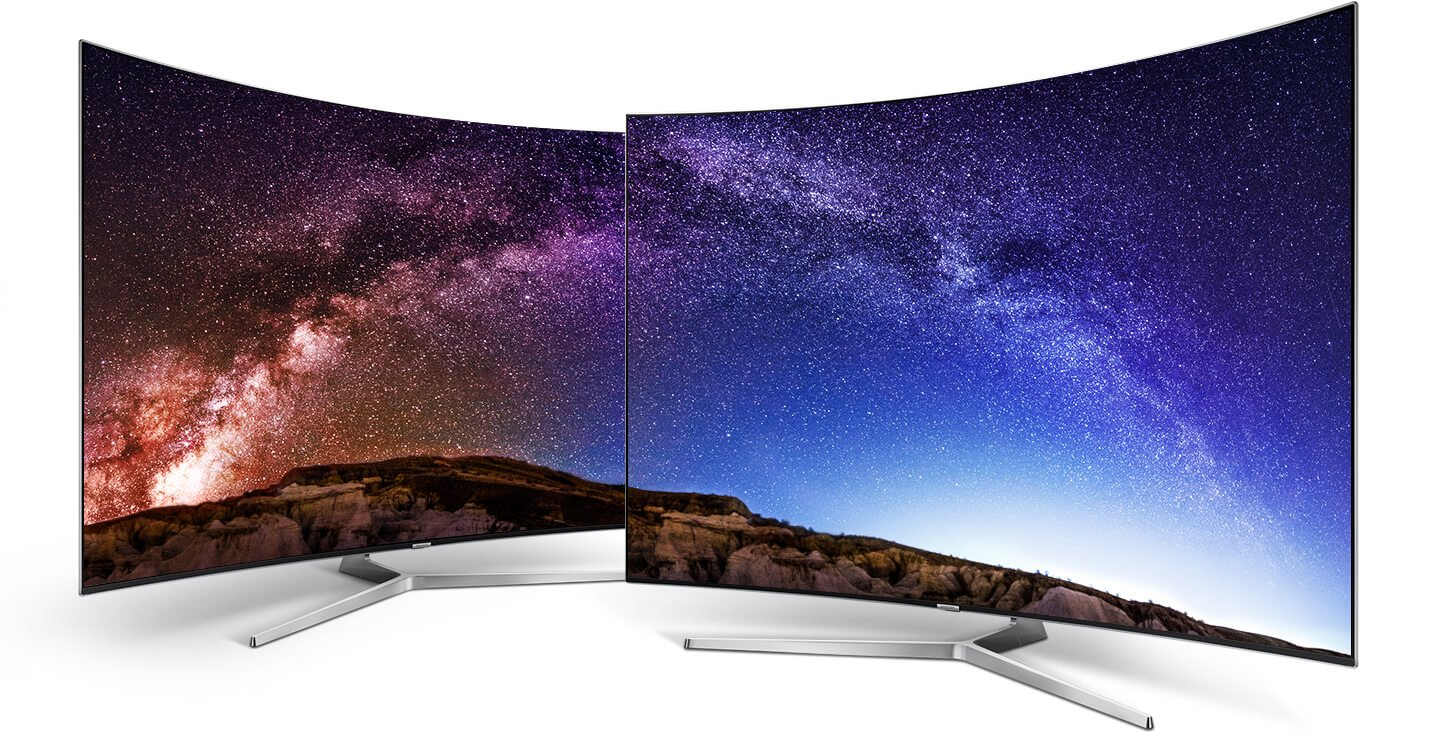 samsung tv suhd ks9000 curved - Samsung Gives Strict Warning: Never Discuss Sensitive Matters Next To Your Smart TVs, Here's Why