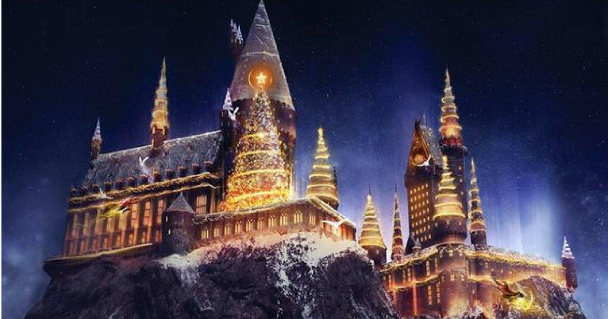 sans titre 6 - Les studios Hollywood se transforment en paradis Harry Potter