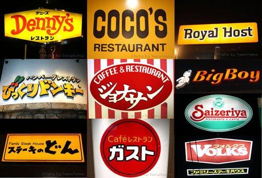 Image result for 外食 チェーン店