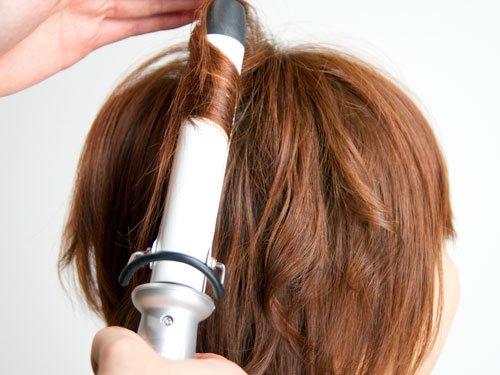 ショートヘア アイロン에 대한 이미지 검색결과