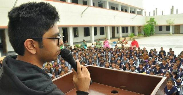 siddharth mandala 151236102110391 - 印度高中生怕媽媽出門被性侵,在物理課發明「反強暴電擊鞋」
