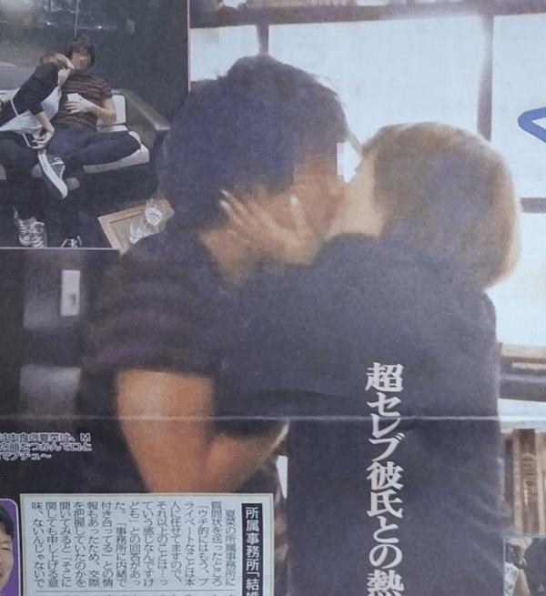 夏菜 彼氏 キス에 대한 이미지 검색결과