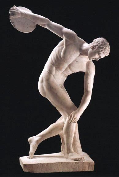 ギリシャ彫刻 円盤投げ에 대한 이미지 검색결과