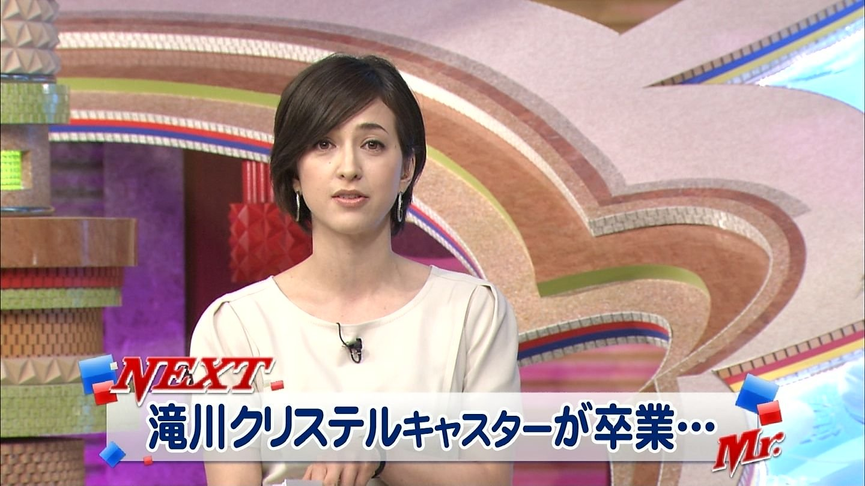 Image result for 滝川クリステル ミスターサンデー