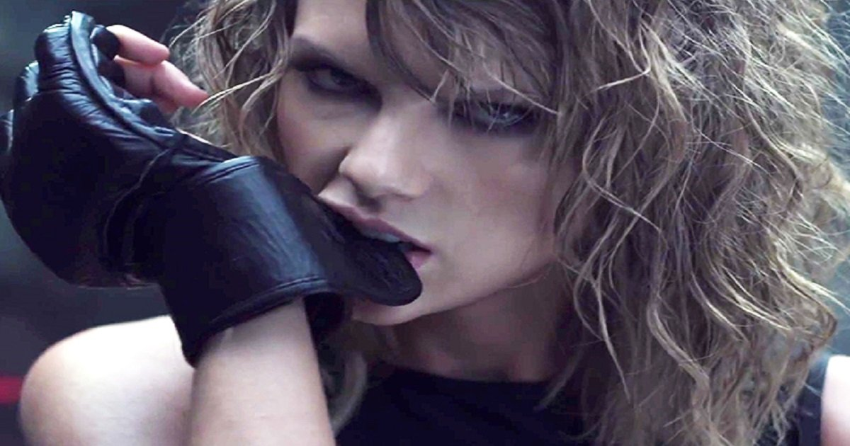 taylor swift bad blood boxing 2015 billboard 650 - Someone Asked Others To Mention Badder B*tch Than Taylor Swift