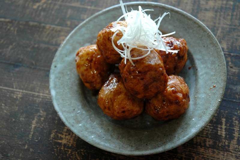 teriyakitoridangoyoko - 鍋にオカズに使い勝手バツグン!とりひき肉で作るつくねレシピ