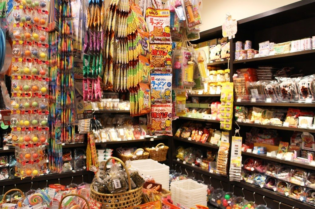 thats too nostalgic knowledge of old and present sweets shop IMG 0468 - 懐かしすぎる!昔と今の「駄菓子屋」の知識