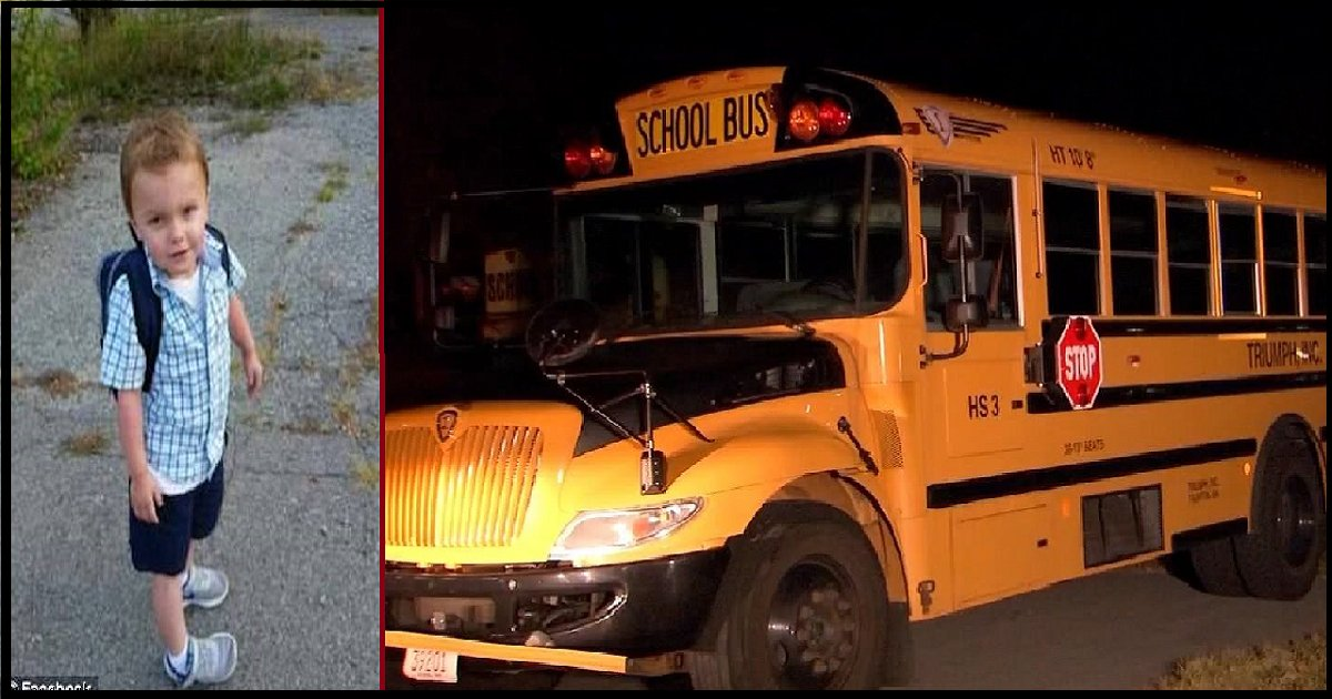 thumb nail missing baby 1.png?resize=636,358 - 3-Year-Old Preschooler Found In the School Bus, Miles Away From The School After Missing For 3 Hours