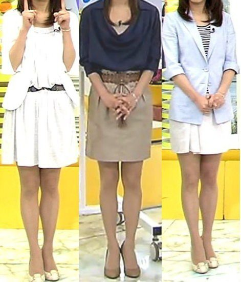 女子アナ ファッション에 대한 이미지 검색결과