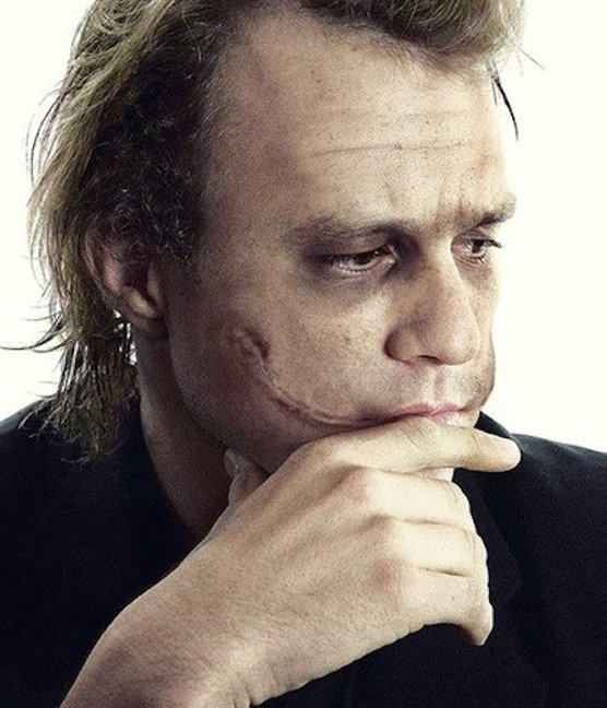villain movie history joker Heath Ledger Joker The Dark knight - 映画史に残る悪役!『ダークナイト』のジョーカーとは?