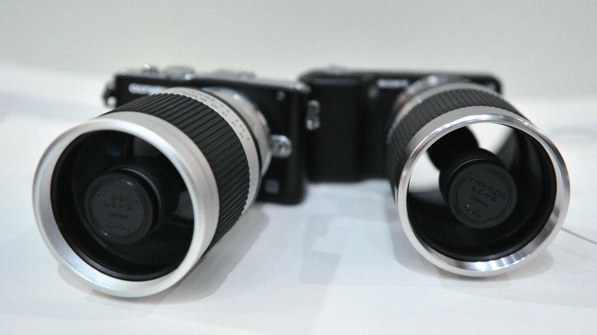 Image result for ミラーレンズカメラ