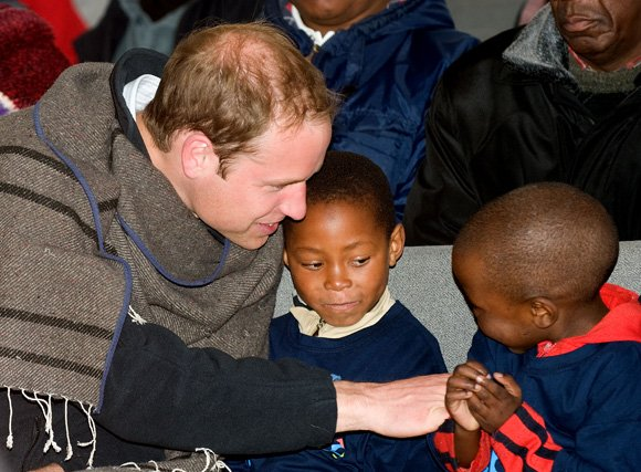wills charity kids a - Several Moments Of Prince William and Harry That Lead Us To Reminisce About Princess Diana.