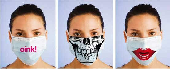 Image result for お洒落なマスク