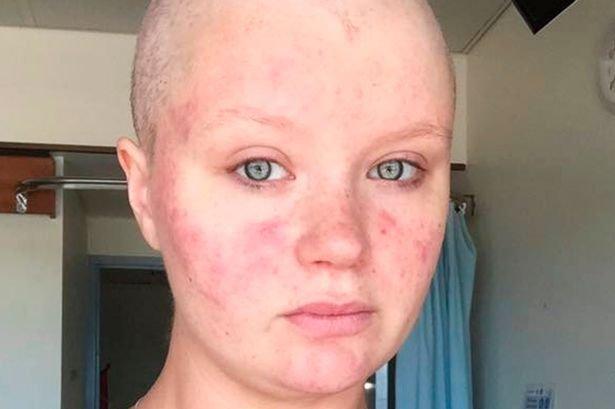 Image result for lauren pregnant cancer push