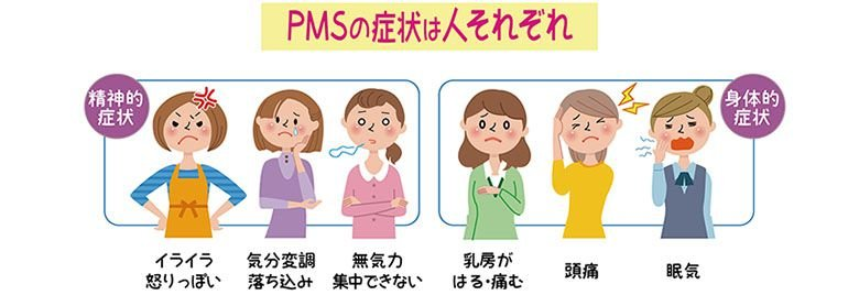 you will not be disappointed PMS 001 - 知らないじゃすまされない!彼氏が知るべきの生理常識