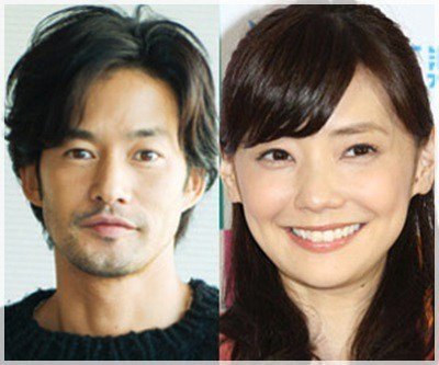 Image result for 竹野内豊 後藤エミ