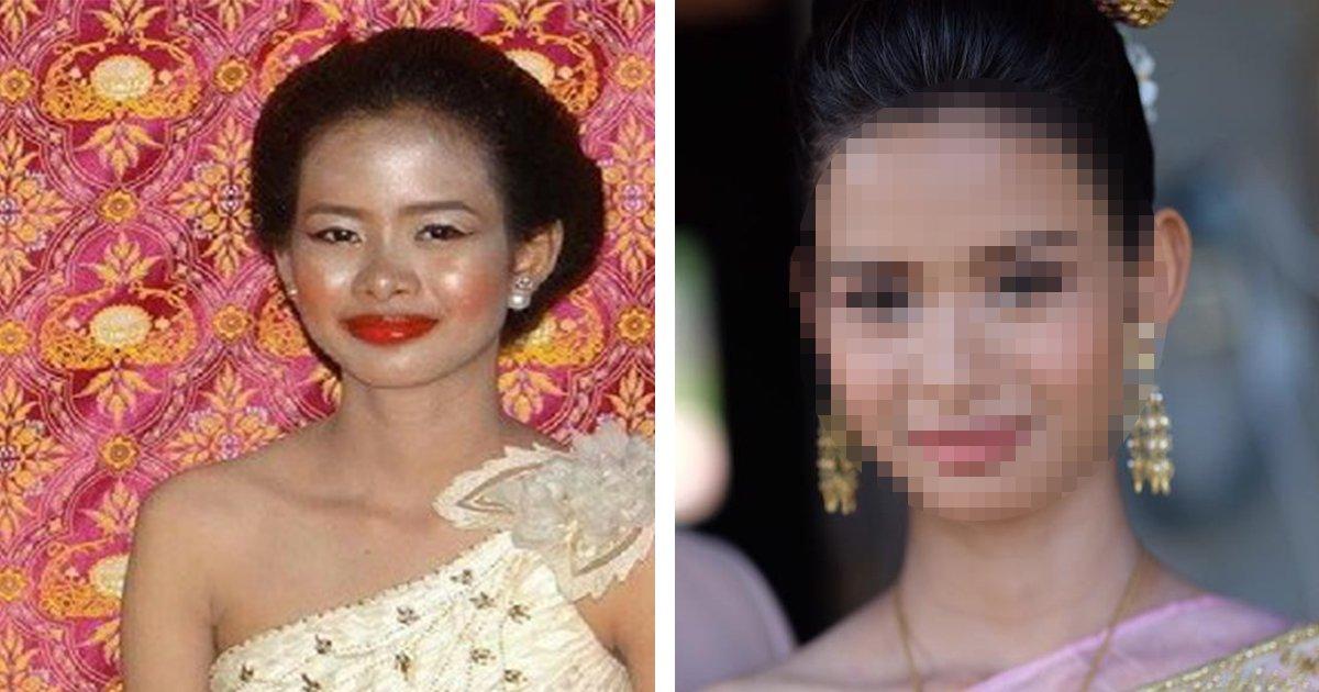 1 122.jpg?resize=1200,630 - 是不小心得罪化妝師嗎?因為奇特的妝容在婚禮留下人生黑歷史的可憐新人!