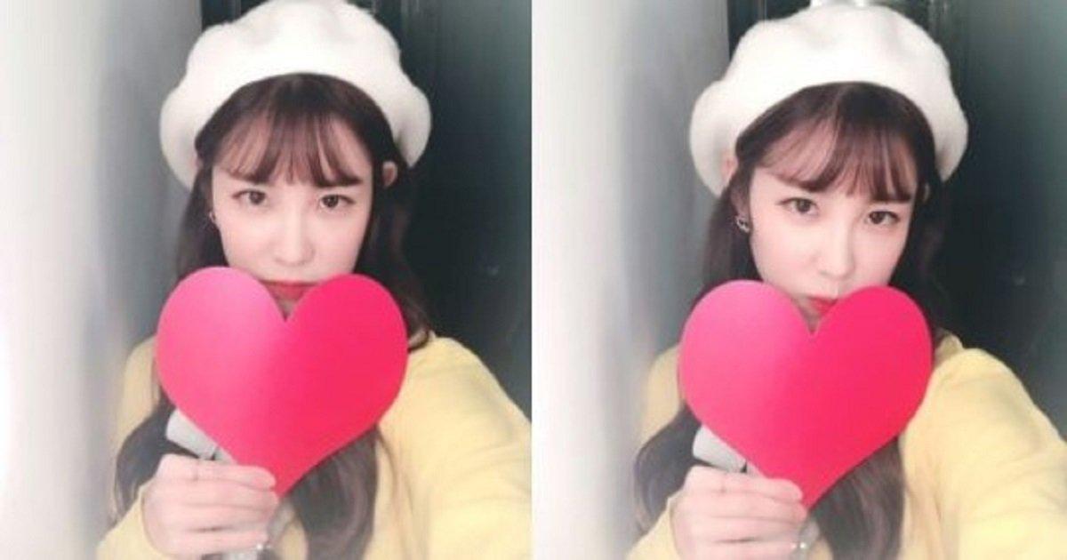 111 7 - 팬들을 위해 역대급 '역조공'한 여자 아이돌