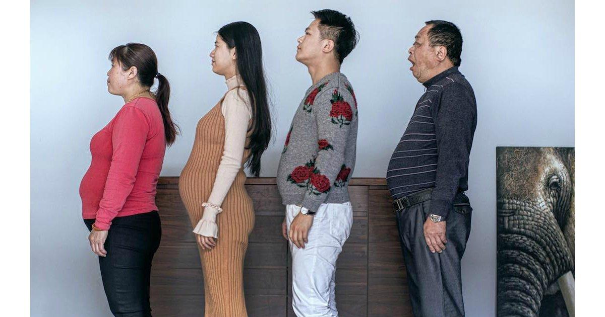 2 66 - 온 가족이 함께 시작한 '다이어트'...그리고 6개월 후 놀라운 변화 (사진)