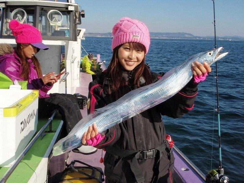 201412317813 - 釣りガール三原勇希!釣りの印象が強いが本職はモデル!