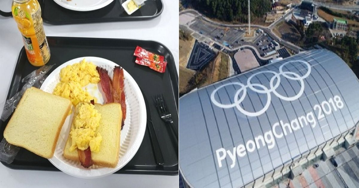 2222 13 - '평창올림픽' 식당에서 판매되는 신세계푸드의 11,300원 음식 퀄리티 '논란'