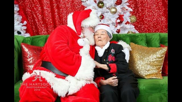 25075098 10155137710147816 8193211257485679954 o 1513725483928 4718504 ver1 0 640 360 - Santa Meets Great-Grandma In Final Stages of Dementia