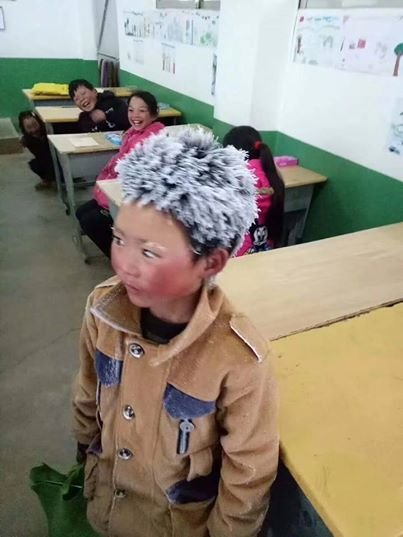 26231197 1794138743971268 5599259515298204282 n - An 8-Year-Old Boy Walk 3 Miles To School With Frozen Head