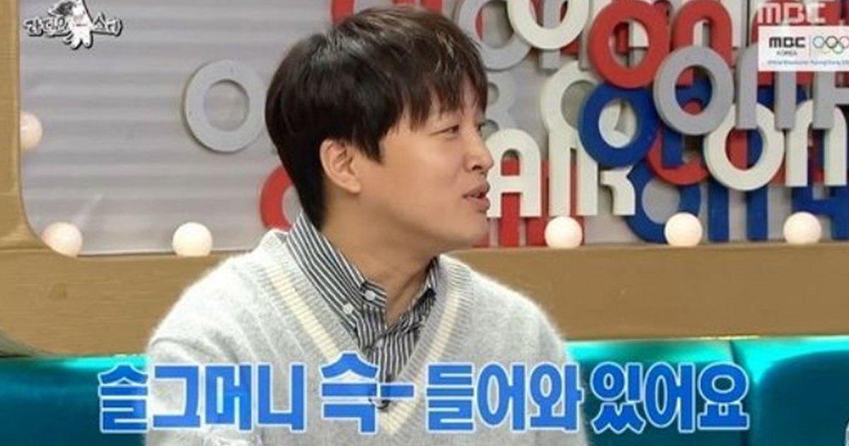 """333 4 - """"슬그머니 슥"""" 차태현, '라디오스타' 새 고정 식구 되다."""
