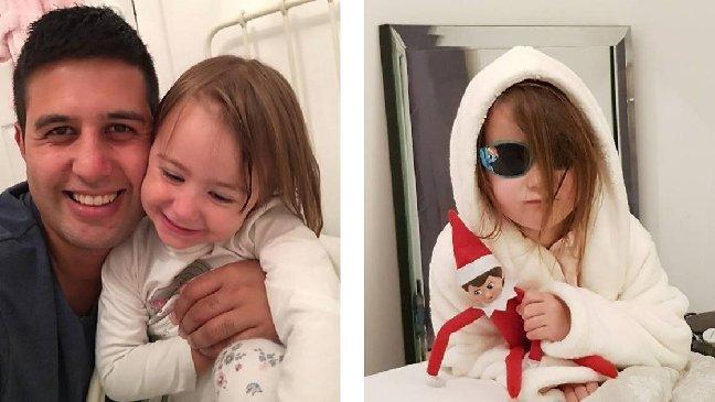 4 year old drunk.jpg?resize=300,169 - USA: Une fillette de 4 ans finit ivre après une erreur d'un restaurant!