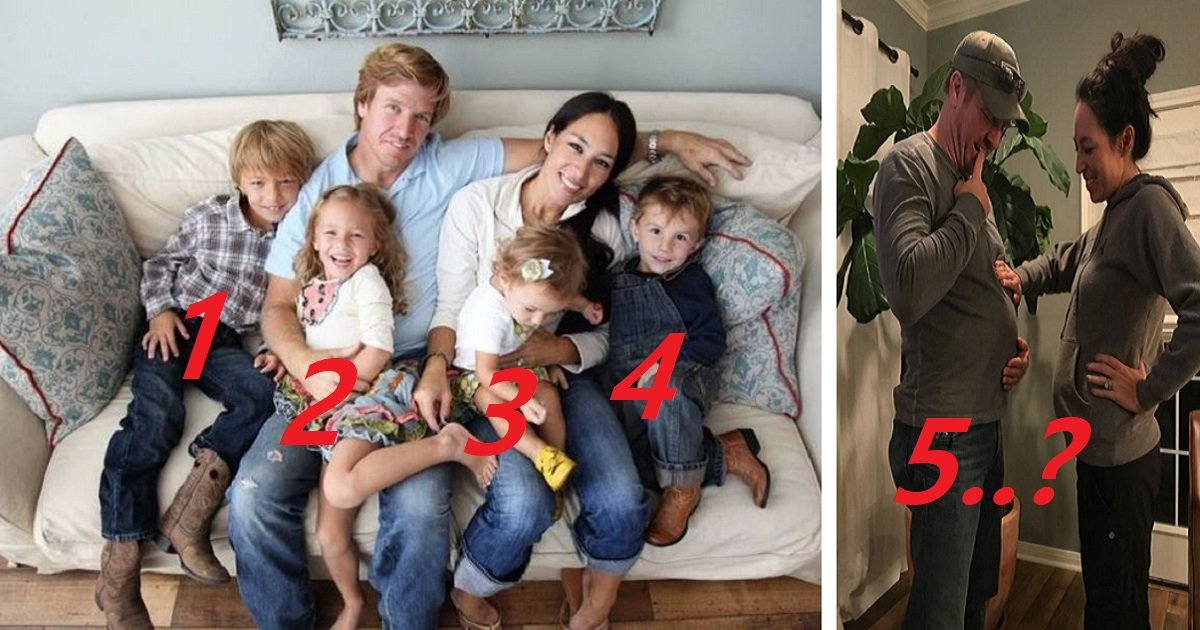 667h.jpg?resize=1200,630 - Chip And Joanna Gaines Announce They're Expecting Baby No. 5