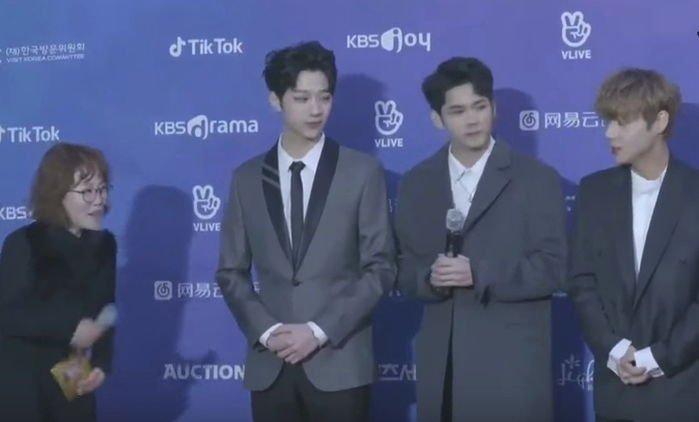 네이버 V앱 '제 27회 하이원 서울가요대상'