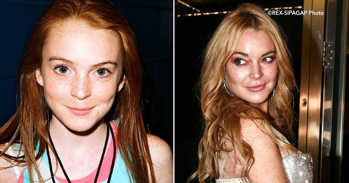 7 93.jpg?resize=1200,630 - ¿Sabes Qué Pasó Con Lindsay? Mira 14 Estrellas Disney Que Crecieron Y Cambiaron Demasiado Rápido.