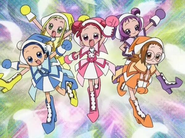 823e0dc4 - 懐かしいアニメ「おジャ魔女どれみ」の人気シリーズはどれ?