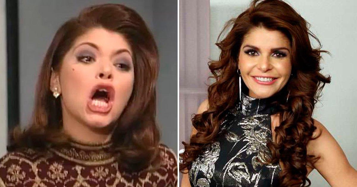 9 18.png?resize=1200,630 - ¿Cómo lucen las actrices que despuntaron en las telenovelas de los 90? ¡Descúbrelo!