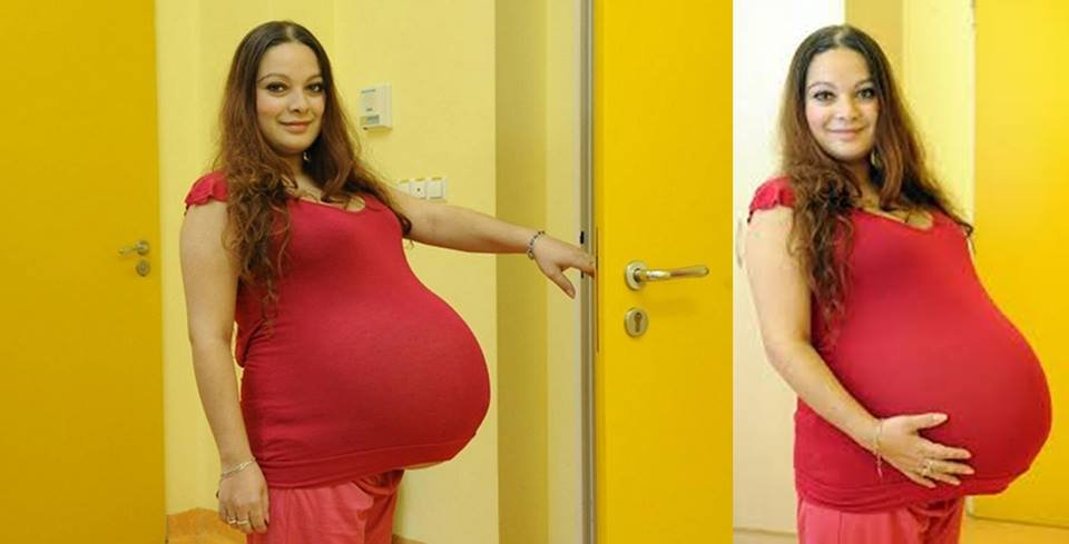 935263 270907469722720 1900484215 n.jpg?resize=412,275 - 23-Year-Old Woman Gave Birth To First Ever Quintuplets In Her Country