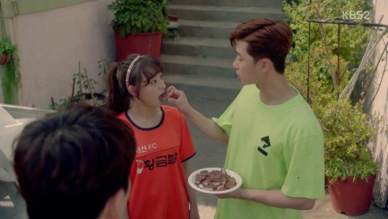 쌈마이웨이 남일 (8) - 오래가는 커플의 비결로 서로 비슷한 '입맛'이 꼽힌 이유