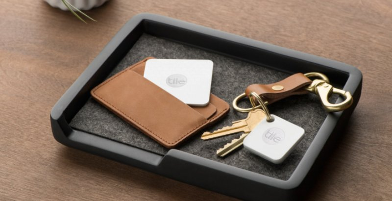 Bluetooth tile tracker