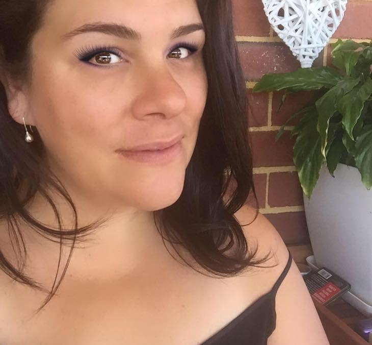 12742272 1680584235514094 8730730816199915241 n - Mulher que tinha complexo de tirar fotos por causa de seu peso descobre algo que muda sua vida
