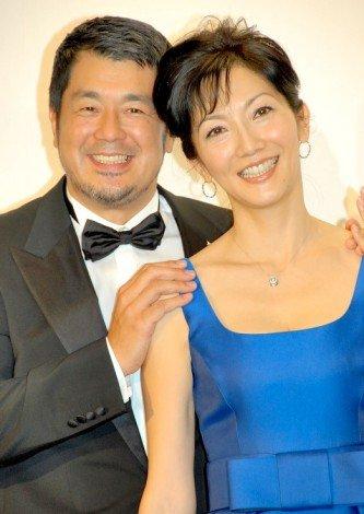 向井亜紀夫妻